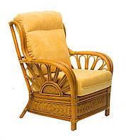 Кресло из натурального ротанга Askania Premium, мебель из натурального ротанга, ротанговая мебель