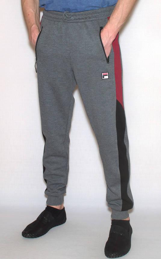 Чоловічі спортивні штани манжет, фото 2