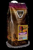 Кофе в зернах Арабика Эфиопия Йоргачеф 1 кг оттенки вкуса: бергамот, миндаль, сливки