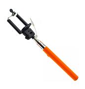 "Селфи палка Z-07-6 для смартфонов + кнопка 3,5"" - Orange"