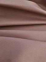 Льняная мебельная ткань бисквитного цвета (шир. 155 см), фото 1