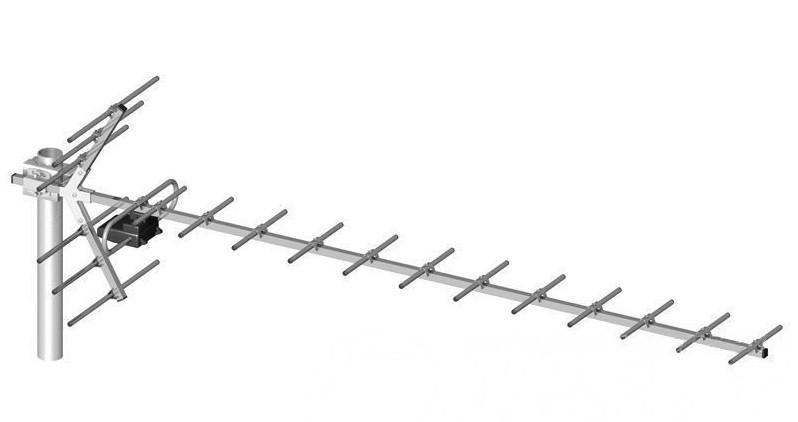 Антенна Т2 наружная В1-16