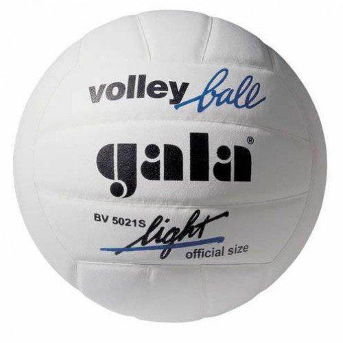Мяч волейбольный Gala Light white BV5021SBE