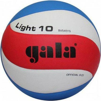 Мяч волейбольный Gala Light BV5451SB, фото 2
