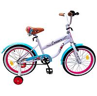 """Двухколесный детский велосипед 18"""" от 5-7 лет для девочек TILLY CRUISER"""