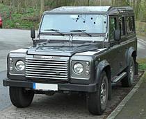 Land Rover Defender 2007-2016