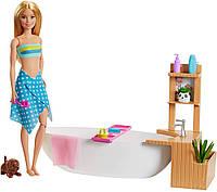 Игровой набор Барби Ванная комната