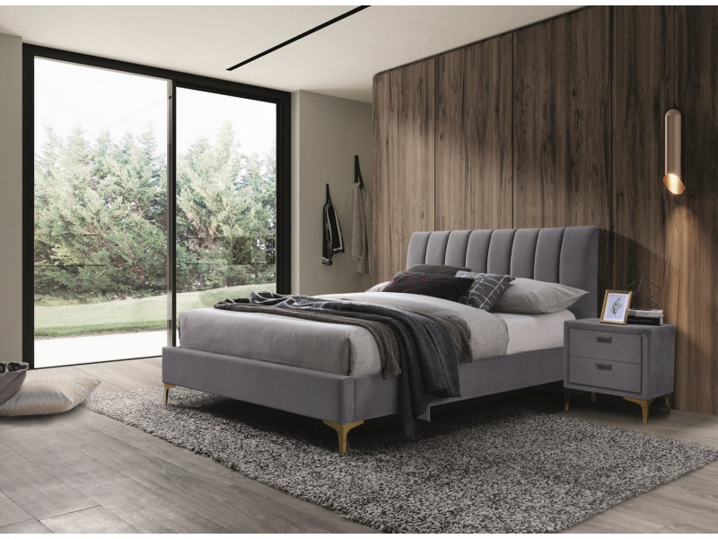 Кровать Signal Mirage Velvet 160x200