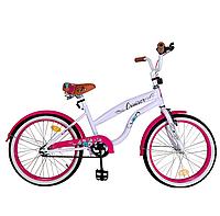 """Велосипед детский 20""""  от 6-11 лет для девочек TILLY CRUISER"""