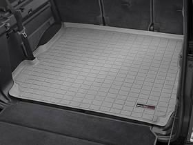 Килимок гумовий WeatherTech Range Rover Discovery 2004-2009 в багажник сірий