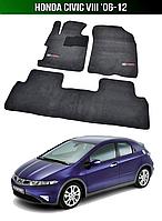 Килимки Premium Honda Civic VIII '06-12, фото 1