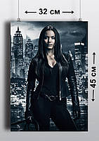 Плакат А3, Готэм 23