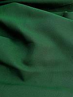 Льняная ткань для постельного белья зеленого цвета (шир. 260 см), фото 1