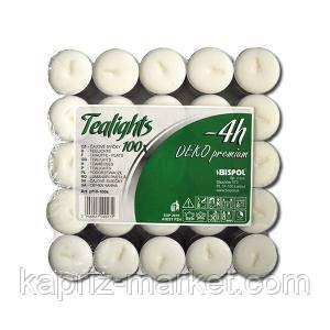 Свеча круглая таблетка, хорошего качества( 4см х 1,3см)