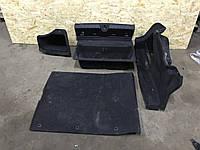 Bmw 4 f32 карти обшивки багажного отделения