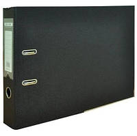 Сегрегатор двухсторонний А3 70 мм черный Buromax  PP № BM.3003-01