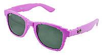 Солнцезащитные очки Ray Ban Wayfarer RB 3914 C5 фиолетовые (реплика)