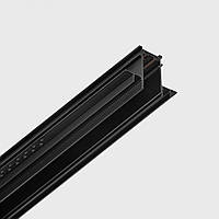 Встроенный шинопровод IN_LINE LTX 2м для трековых светильников черный