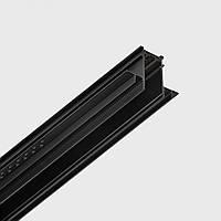 Встроенный шинопровод IN_LINE LTX 3м для трековых светильников черный