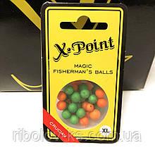 Плавающая насадка X-Point Crucian (Карась) 8-10мм XL