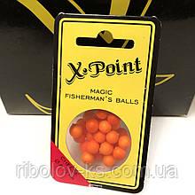 Плавающая насадка X-Point Cheese (Сыр) 8-10мм XL