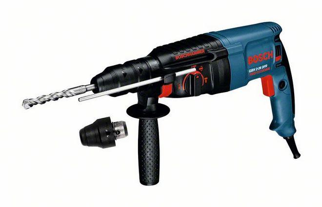 Електроперфоратор GBH 2-26 DFR BOSCH