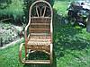 Кресло качалка ручной работы