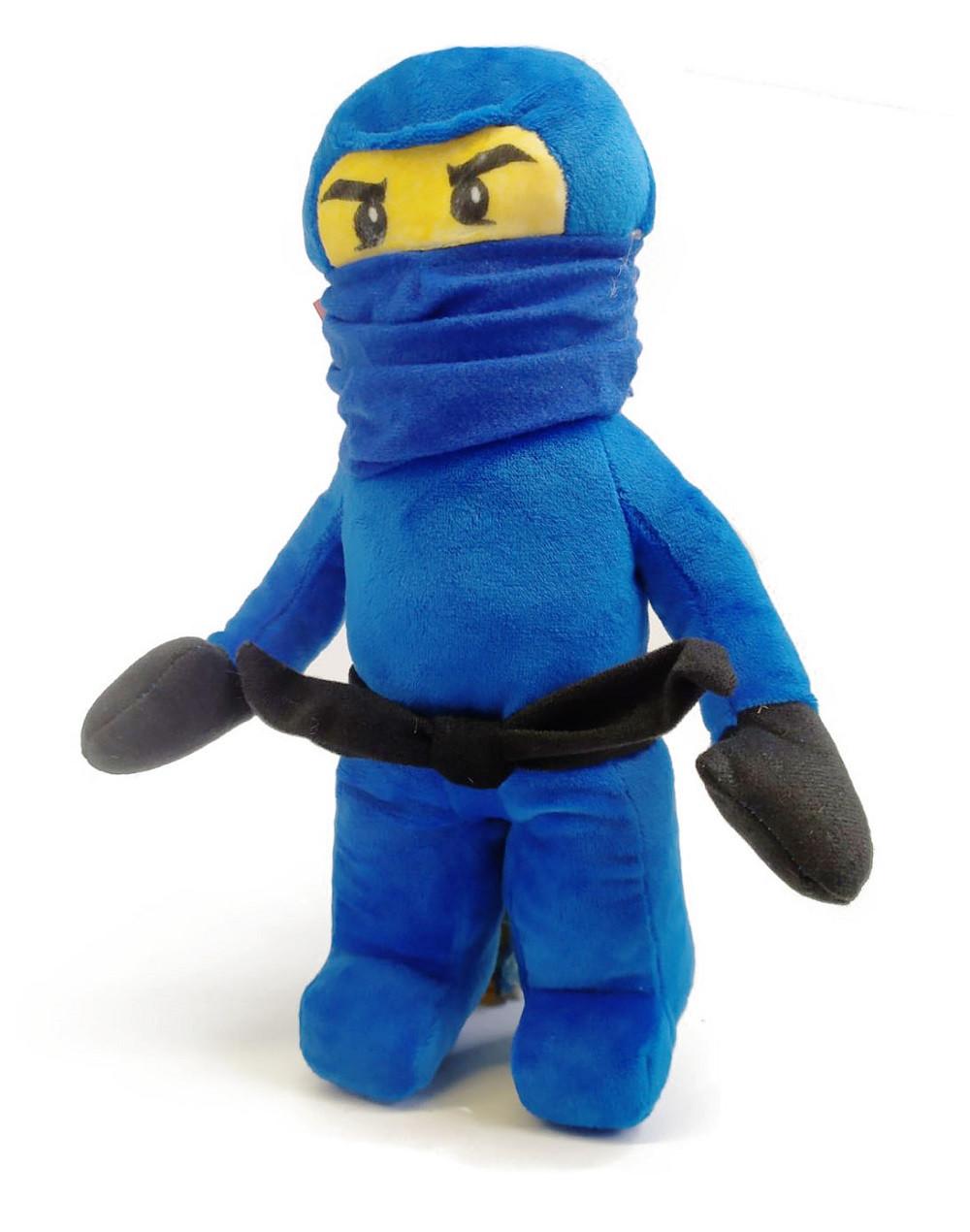 Мягкая игрушка ниндзя 00244-2 синий
