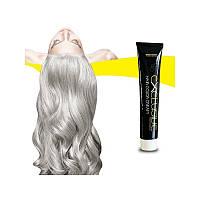 Стойкая крем краска для волос Ирисовый супер блонд 12.2 Εxclusive Hair Color Cream 100 мл