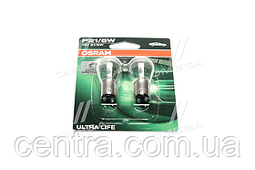 Лампа накаливания P21/5W12V 21/5W BAY15d Ultra Life (Blister 2шт)(пр-во Philips) 7528ULT-02B