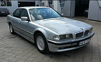 Ветровики боковых окон, дефлекторы на БМВ 7 серия / BMW seria 7,E32 1986-1994 год