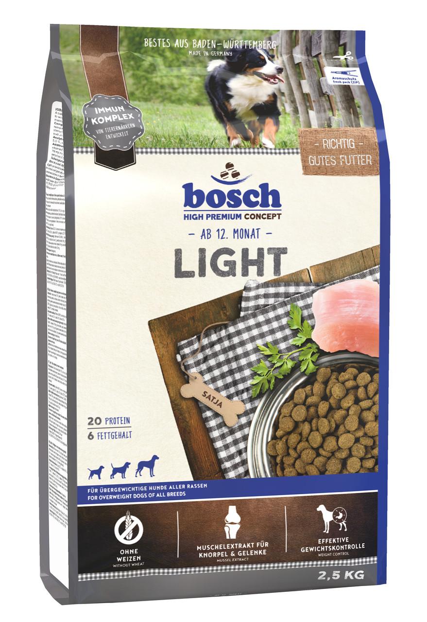 Bosch Light сухой корм для собак с повышенным весом 1 кг