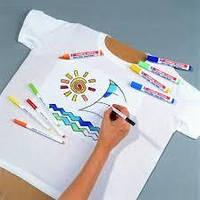 Фломастеры для ткани 10 цветов edding 4600 Textille pen