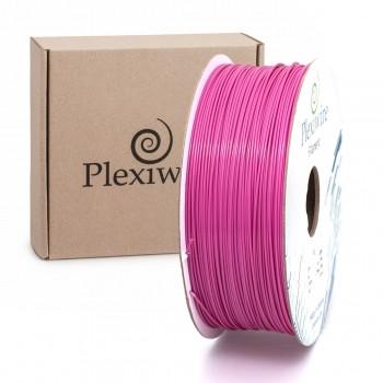 Пластик в котушці ABS 1,75 мм 1кг/400м Plexiwire Рожевий