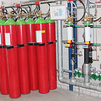 Проектування, монтаж, ремонт та технічне обслуговування усіх типів систем пожежогасіння