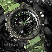 Sanda 739 Green-Black