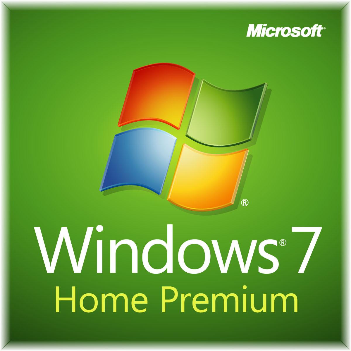 Microsoft Windows 7 Home Premium SP1 32-bit EN, OEM (GFC-02021)