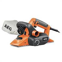 Рубанок AEG PL750