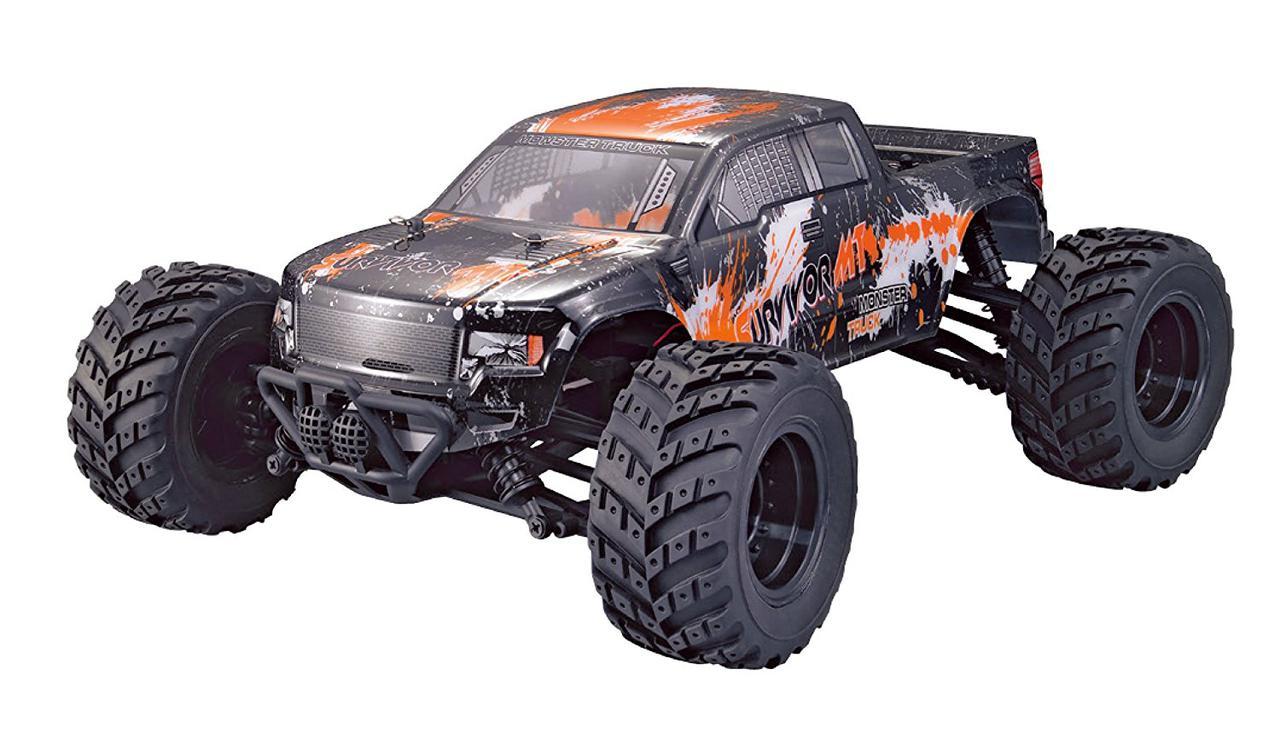 Внедорожник на радиоуправлении  Monster Truck Evo 4T