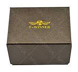 Коробка подарочная для наручных часов T-WINNER c подушкой (твердая), фото 3