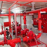 Внутрішні і Зовнішні системи протипожежного водопостачання