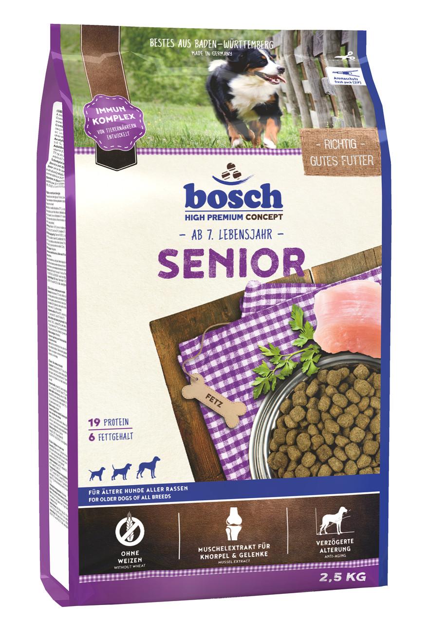 Bosch Senior сухий корм для літніх собак 1 кг