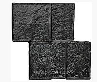 """Штамп полиуретановый """"Старый Бердянск 1 из 2"""" для создания декоративного бетона"""