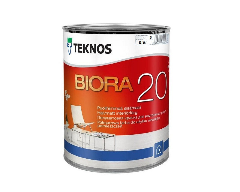 Teknos Biora 20 0,9л База 1