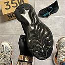 Adidas Yeezy Boost 380 Triple Black, фото 5