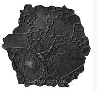"""""""Галька""""-Полиуретановый штамп для печатного декоративного бетона."""