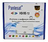 ТВ-ресивер DVB-T2 Pantesan HD-95 тюнер T2 c поддержкой wi-fi адаптера, фото 5
