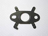 Прокладка масляной трубки турбины Renault Trafic 2.5dCi (146 л.с.) (2006-2014) Renault (оригинал) 7701048678, фото 2