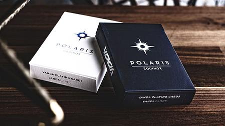 Игральные карты   Polaris Equinox Dark Edition Playing Cards, фото 2