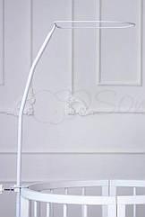 Опора держатель для балдахина на любую кроватку